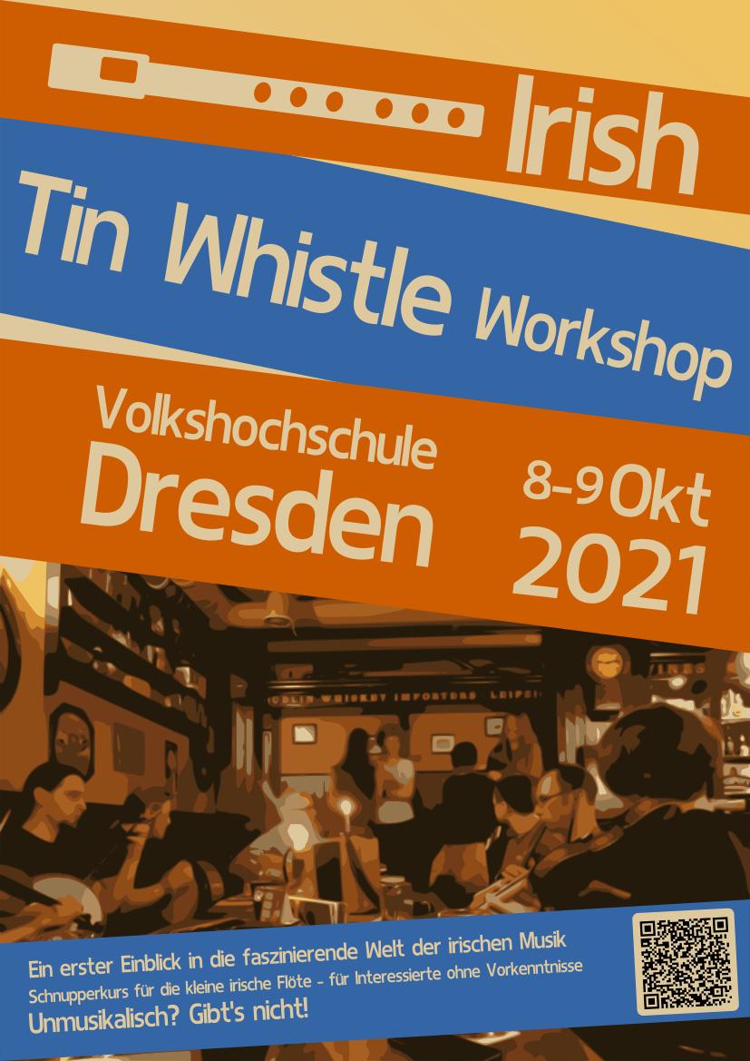 Tin Whislte Kurs